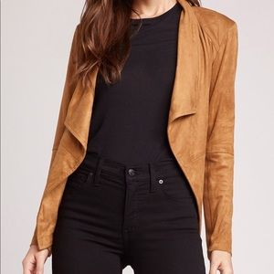BB Dakota brown suede jacket
